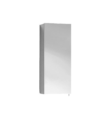 Keuco 05623171100 Royal 30 Right Hand Mirror Cabinet with Silver Anodized Body Finish