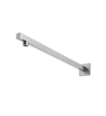 "Rohl 1410-16 17 5/8"" Modern Square Wall Mount Shower Arm"