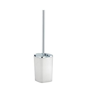 Keuco 40064010100 Edition Palais Toilet Brush Set in Chrome