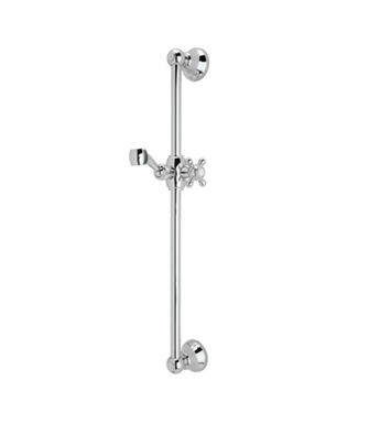 Rohl 1200-PN Shower Bar With Finish: Polished Nickel