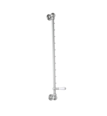 "Rohl U-5580-PN Perrin & Rowe® 26"" Rainbar With Finish: Polished Nickel"