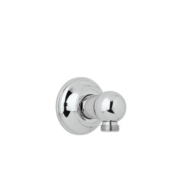Rohl 1295-PN Handshower Wall Outlet With Finish: Polished Nickel