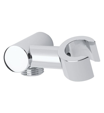 Rohl 1630-TCB Modern Handshower Holder With Outlet For Shower Arm Connection With Finish: Tuscan Brass <strong>(SPECIAL ORDER, NON-RETURNABLE)</strong>