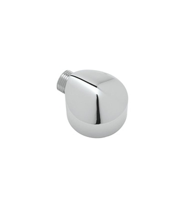 Rohl E824-STN Handshower Wall Outlet With Finish: Satin Nickel
