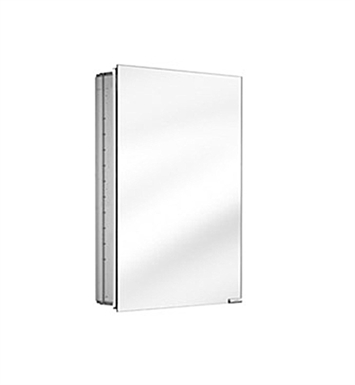 Keuco 25515001250 Royal K1 Mirror Cabinet with Silver Anodized Body Finish - No Lighting