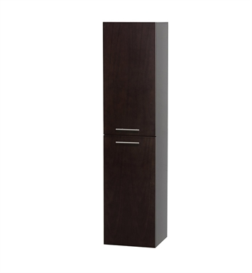 [DISABLED]Bailey Wall Cabinet by Wyndham Collection in Espresso