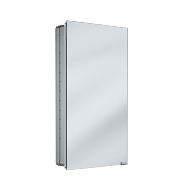Keuco 25505001250 Royal K1 Mirror Cabinet in Silver Finish