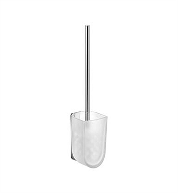Keuco 11669019000 Elegance Toilet Brush Set in Chrome