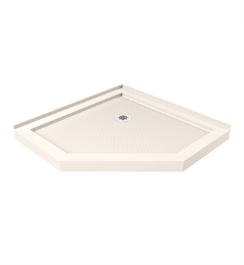 "DreamLine DLT-2040400 Slimline Shower Base Neo Angle With Base Size: D 40"" x W 40"" x H 2-3/4"""
