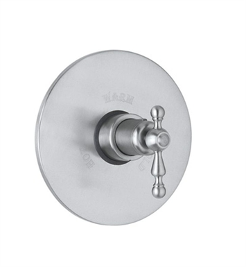Rohl AC190X-IB Cisal Arcana Thermostatic Trim Only With Finish: Inca Brass <strong>(SPECIAL ORDER, NON-RETURNABLE)</strong> And Handles: Arcana Cross Metal Lever Handles