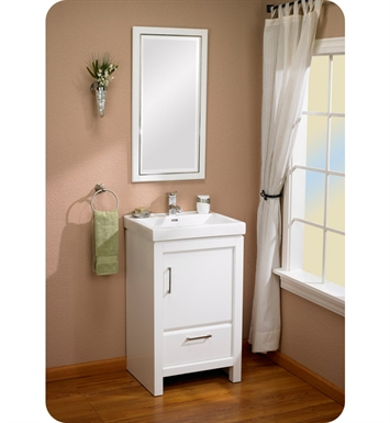 "Fairmont Designs 124-V21 Belleair Beach 21"" Modern Bathroom Vanity and Sink Set"