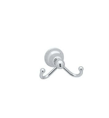 Rohl CIS7D-STN Verona Double Robe Hook With Finish: Satin Nickel