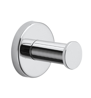 Rohl LO7-APC Lombardia Single Robe Hook With Finish: Polished Chrome