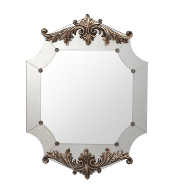 "Kichler 78179 Isabel 41"" High Mirror"