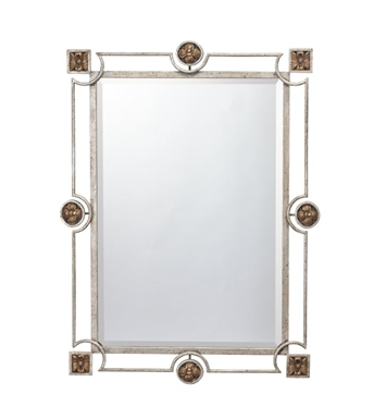 "Kichler 78171 Mauldin 40.5"" High Rectangular Mirror"