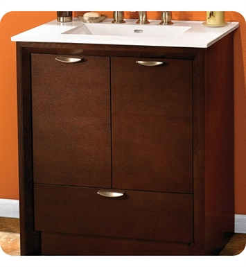 "Fairmont Designs 110-V30 Caprice 30"" Modern Bathroom Vanity"