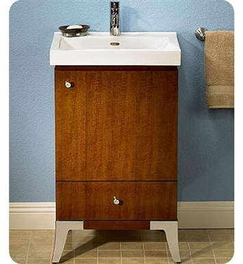 "Fairmont Designs 140-V21R Concorde 21"" Modern Bathroom Vanity and Sink Set"