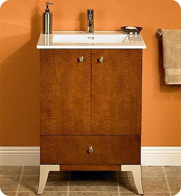 "Fairmont Designs 140-V24 Concorde 24"" Modern Bathroom Vanity"