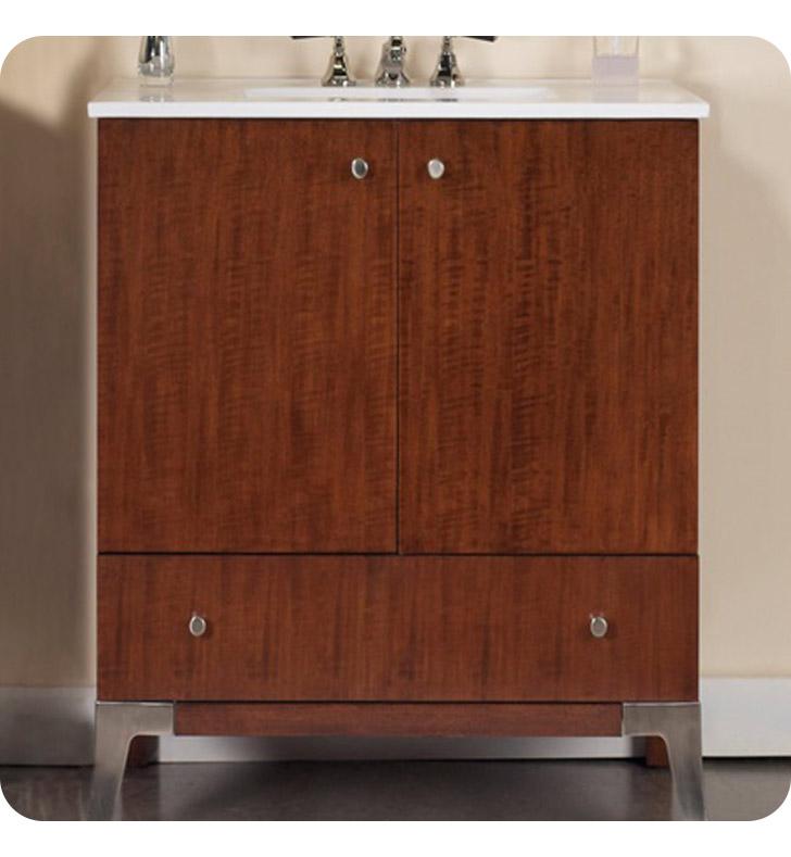 Fairmont designs 140 v30 concorde 30 modern bathroom vanity for 30 modern bathroom vanity