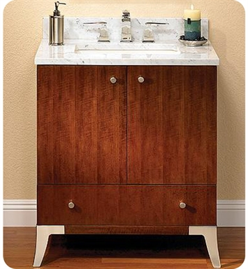 "Fairmont Designs Concorde 30"" Modern Bathroom Vanity"