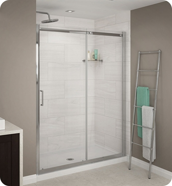 Fleurco STS60 Banyo Shuttle In Line 60 Semi Framless Sliding Door