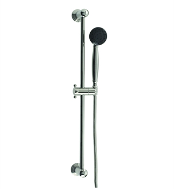 Santec 70846091 Multi Function Personal Shower With Slide Bar With Finish: Wrought Iron <strong>(USUALLY SHIPS IN 2-4 WEEKS)</strong>