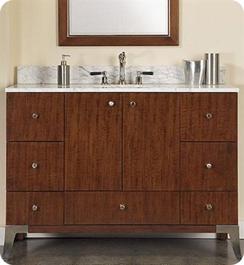 "Fairmont Designs 140-V48 Concorde 48"" Modern Bathroom Vanity"