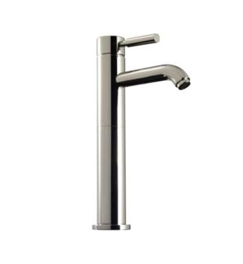 "Santec 2681EK Caprie Single Lever Extended Lavatory with EK Handle (Drain Assembly Not Included) Spout CxC 5-1/2"", Height of Spout End from Base 11-3/4"""