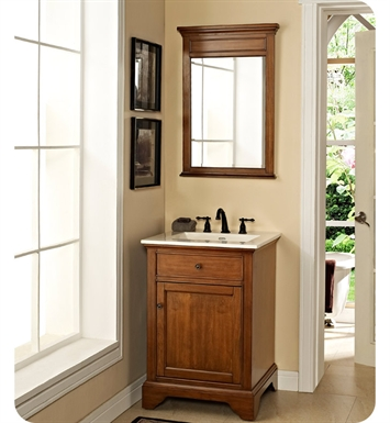 "Fairmont Designs 1501-V24 Framingham 24"" Modern Bathroom Vanity in Vintage Maple"