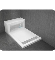 Fleurco Alessa Shower Base with Seat