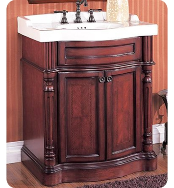 "Fairmont Designs Manor 32"" Traditional Bathroom Vanity and Sink Set"
