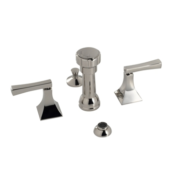 Santec 9270ED14 Edo Bidet Faucet with ED Style Handles With Finish: Gunmetal Gray <strong>(USUALLY SHIPS IN 2-4 WEEKS)</strong>