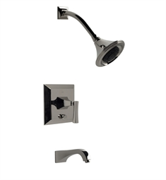 Santec Edo 9234ED Pressure Balanced Tub-Shower Set with ED Style Handles