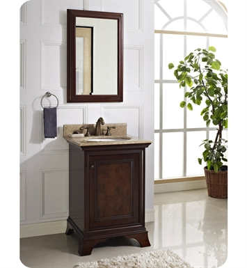 "Fairmont Designs 159-V24L Newhaven 24"" Modern Bathroom Vanity (hinge left)"