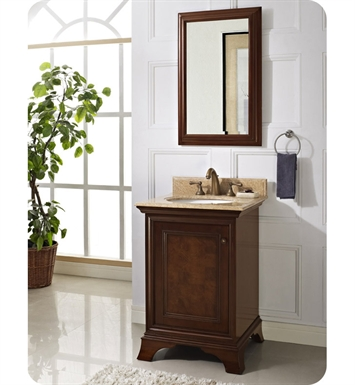 "Fairmont Designs 159-V24R Newhaven 24"" Modern Bathroom Vanity (hinge right)"