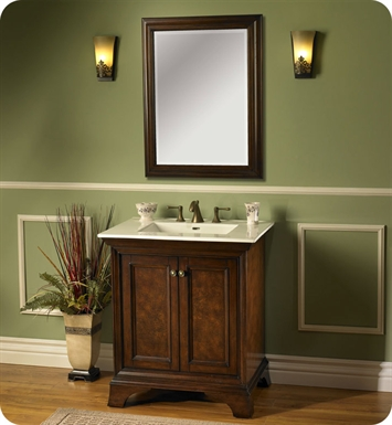 "Fairmont Designs 159-V30 Newhaven 30"" Modern Bathroom Vanity"