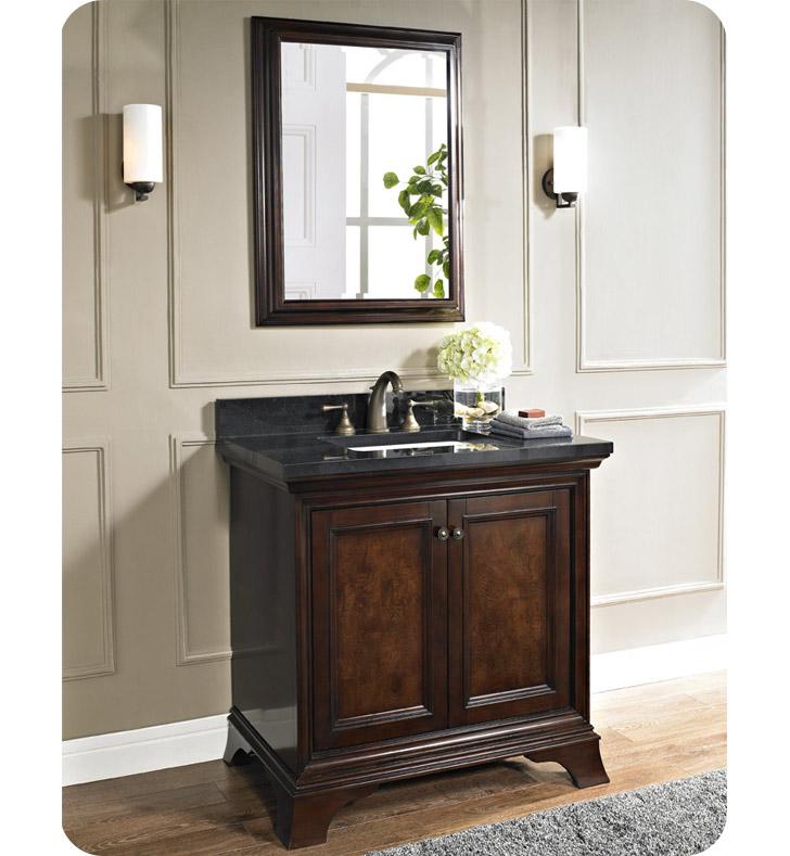 Fairmont Designs 159 V36 Newhaven 36 Modern Bathroom Vanity