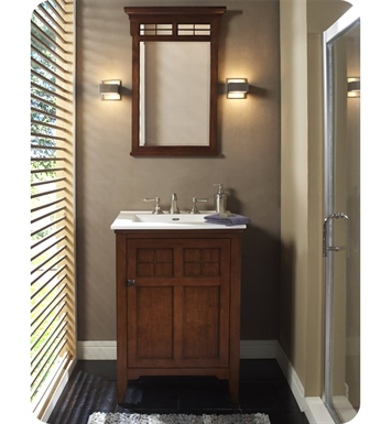 "Fairmont Designs Prairie 24"" Modern Bathroom Vanity"