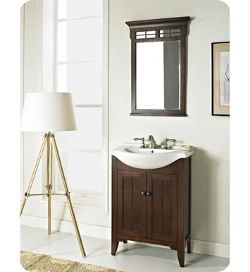 "Fairmont Designs 169-V26 Prairie 26"" Modern Bathroom Vanity and Sink Set"