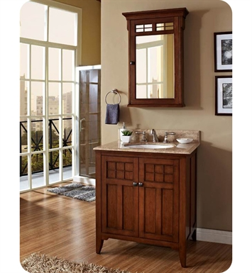 "Fairmont Designs 169-V30 Prairie 30"" Modern Bathroom Vanity"