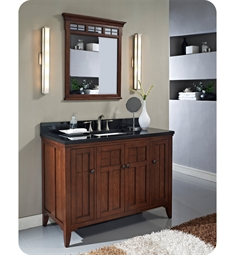 "Fairmont Designs Prairie 48"" Modern Bathroom Vanity"
