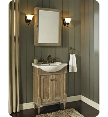 "Fairmont Designs 142-V26 Rustic Chic 26"" Modern Bathroom Vanity and Sink Set"