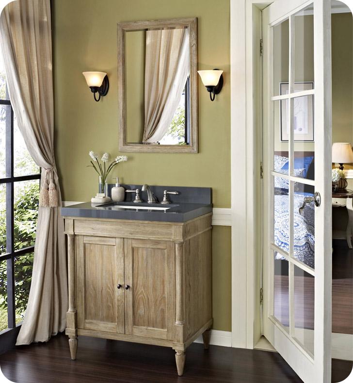 Fairmont Designs 142 V30 Rustic Chic 30 Modern Bathroom Vanity