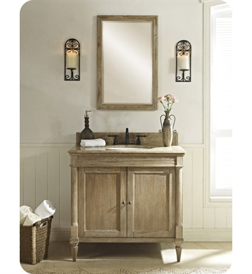 "Fairmont Designs Rustic Chic 36"" Modern Bathroom Vanity"
