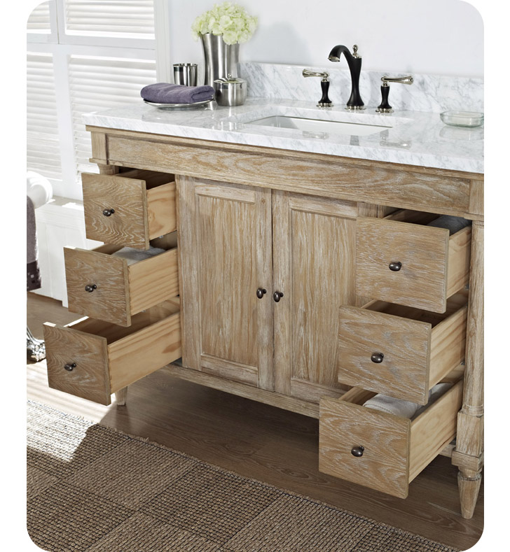"Fairmont Designs 142-V48 Rustic Chic 48"" Modern Bathroom ..."