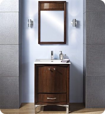 "Fairmont Designs 152-V24 Seascape 24"" Modern Bathroom Vanity"