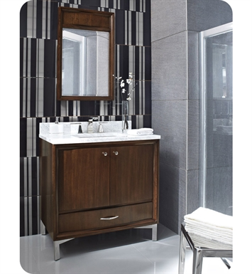 "Fairmont Designs 152-V36 Seascape 36"" Modern Bathroom Vanity"