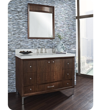 "Fairmont Designs 152-V48 Seascape 48"" Modern Bathroom Vanity"