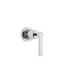 "Rohl Lombardia A4212 Trim Only For 3/4"" Volume Control Wall Valve"