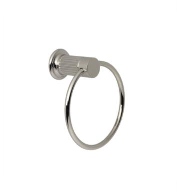 Santec 3664EN70 Enzo Towel Ring With Finish: Polished Nickel <strong>(USUALLY SHIPS IN 2-3 WEEKS)</strong>